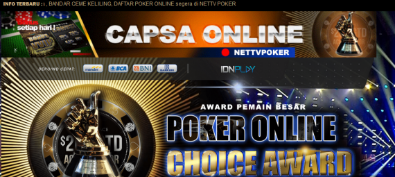 Daftar Net tv poker